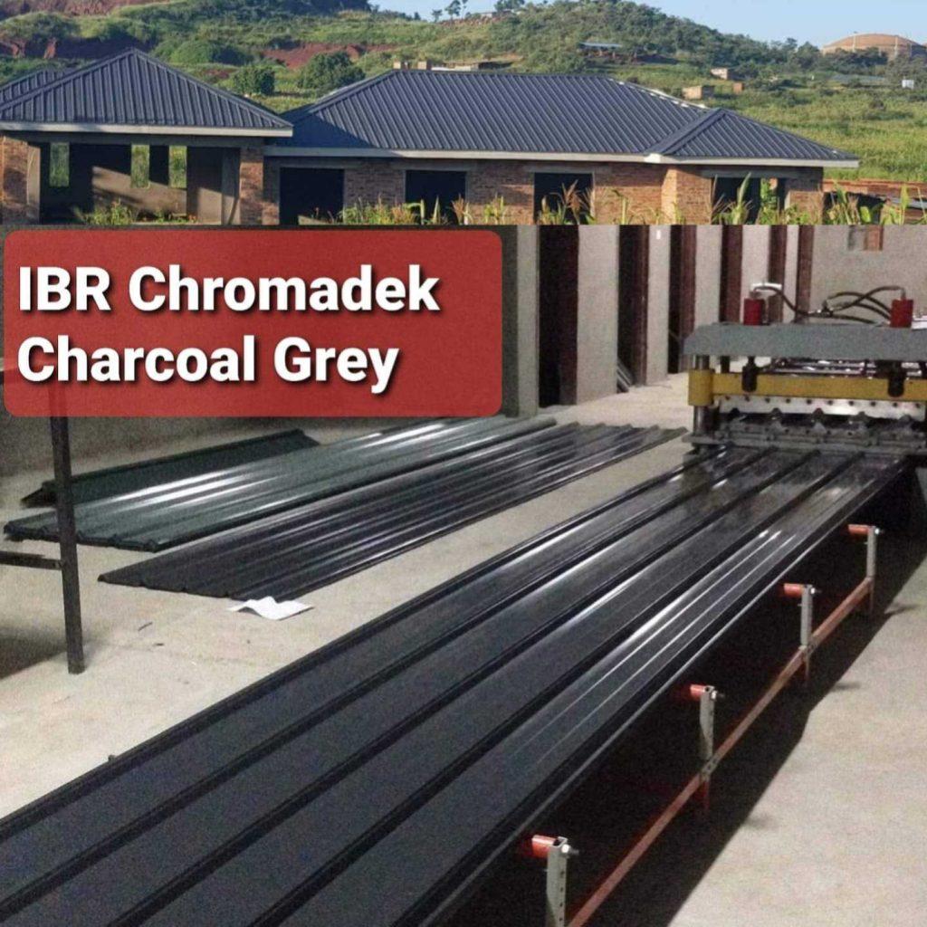 Chromadek roofing sheets zimbabwe
