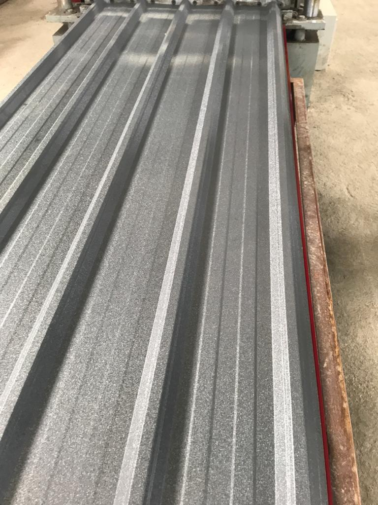 Frosted Charcoal grey IBR 0.4mm