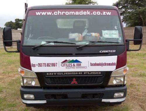 chromadek delivery zimbabwe